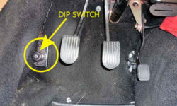 THE DIP SWITCH